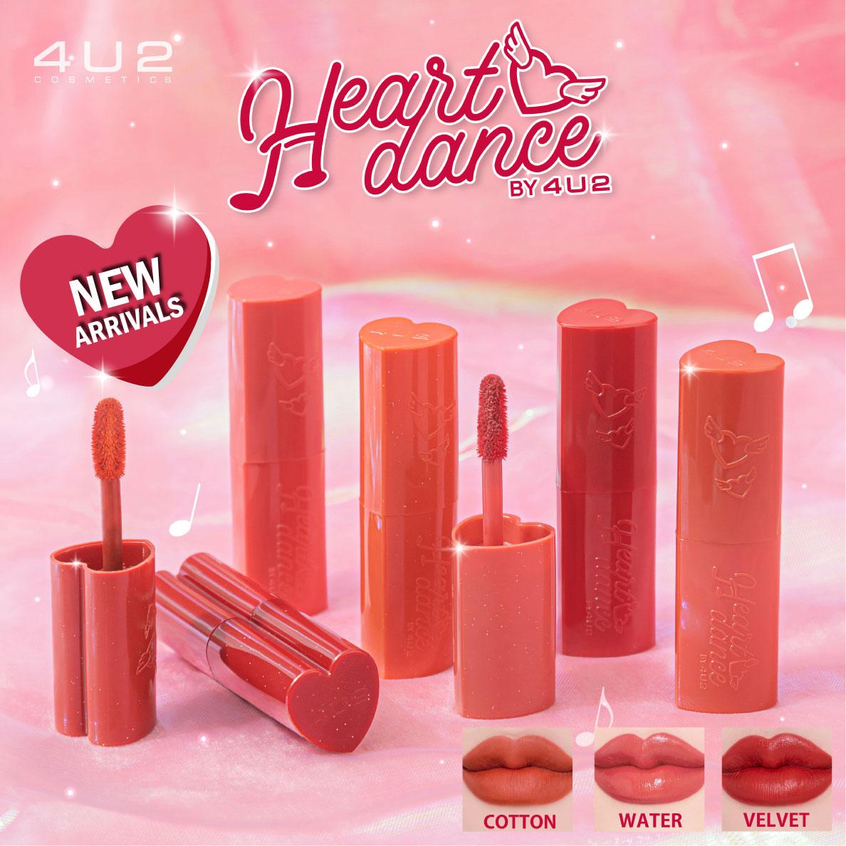 4U2 Heart Dance