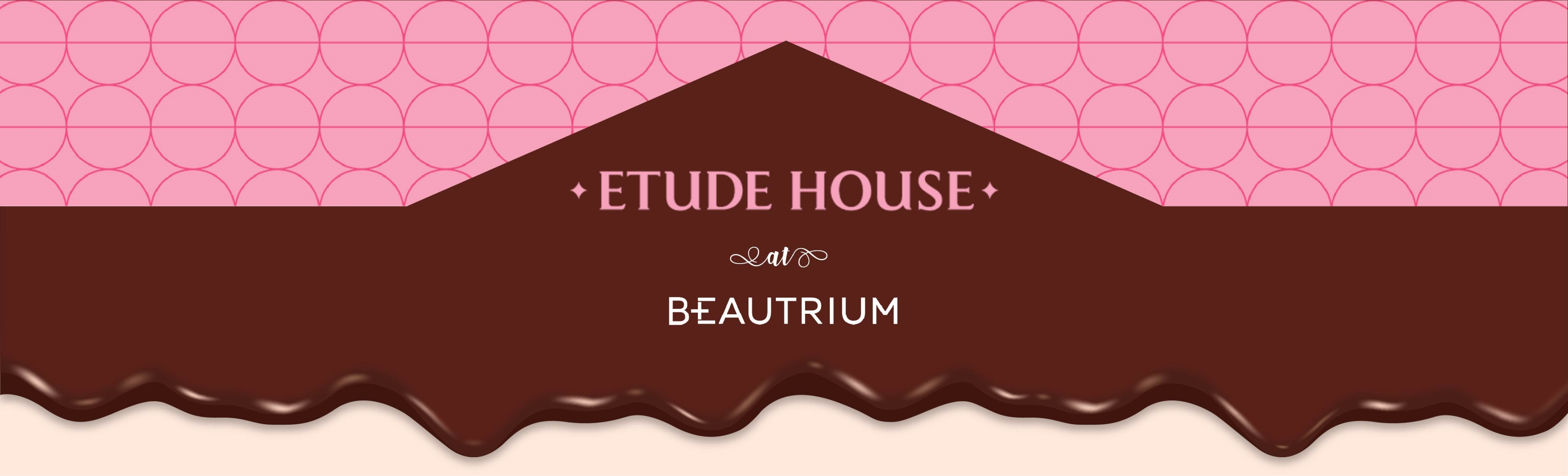 BEAUTRIUM x ETUDE HOUSE