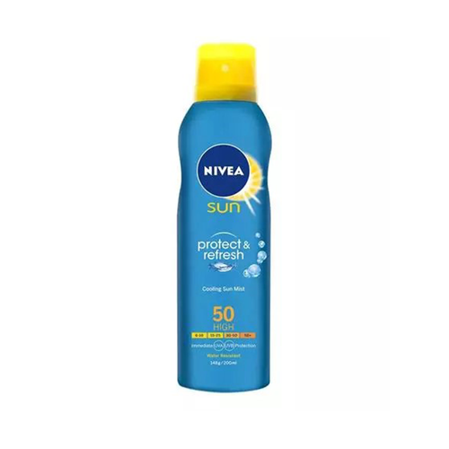 NIVEA - Protect & Refresh Cooling Sun Mist SPF50