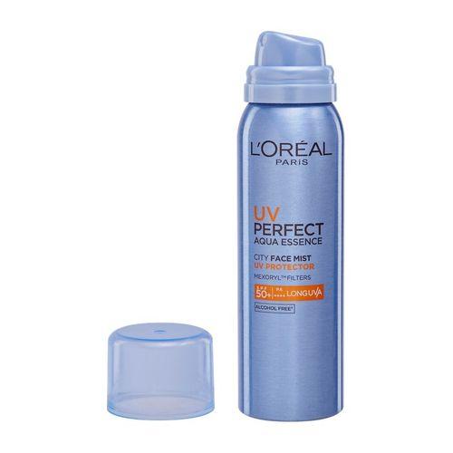 L'ORÉAL PARIS - UV Perfect Aqua Essence Long UVA SPF50+ PA++++ City Face Mist