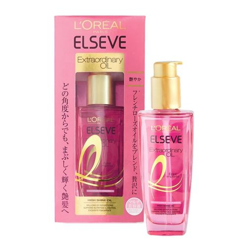 L'ORÉAL PARIS - Elseve Extraordinary Oil Eclat Imperial Smooth & High Shine