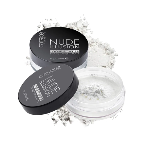 Nude Illusion Loose Powder ♥ CATRICE COSMETICS