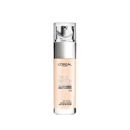 L'ORÉAL PARIS - True Match Liquid Foundation