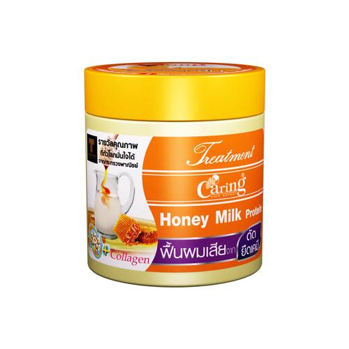 CARING - Treatment Honey Milk Protein