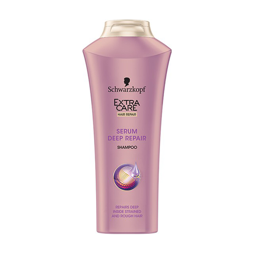 SCHWARZKOPF - Extra Care Serum Deep Repair Shampoo