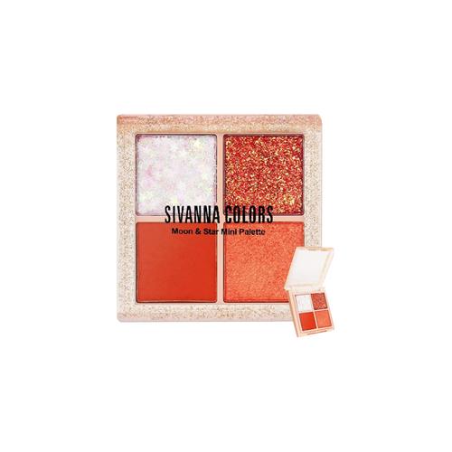 SIVANNA COLORS - Moon & Star Mini Palette HF6040