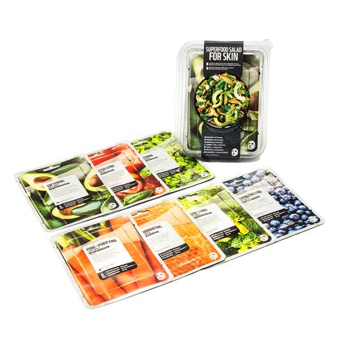 FARMSKIN - Superfood Salad For Skin Avocado Set