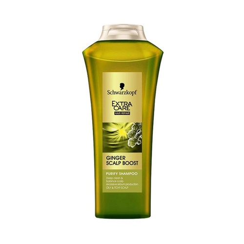 Extra Care Ginger Scalp Boost Purify Shampoo