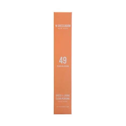W.DRESSROOM - Dress & Living Clear Perfume Portable 49 - Peach Blossom