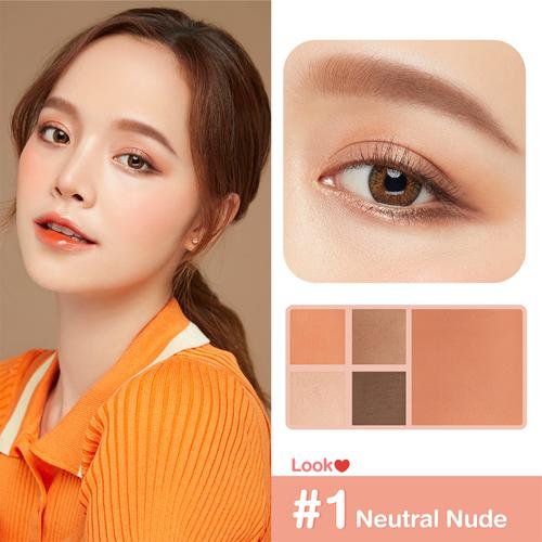 CUTE PRESS - Eye & Cheek Mini Palette